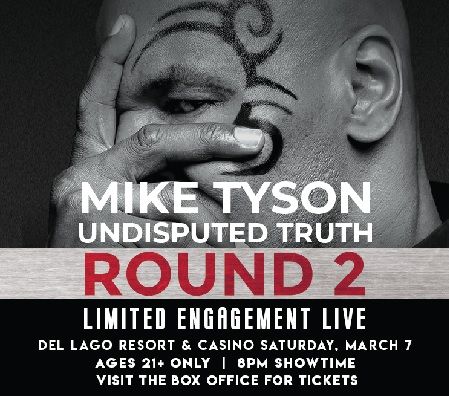 Mike Tyson - Undisputed Truth Round 2